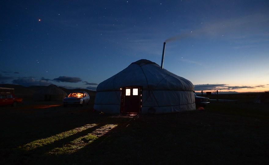 Siberian Nomad Homes: Yurts, Yarangas, and Chums