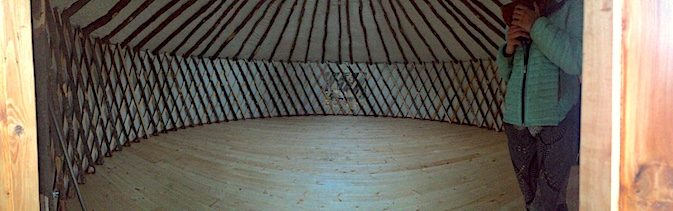 What to Consider When Designing a Yurt Interior (or Tiny Home)
