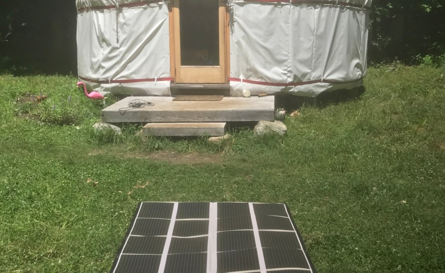 Our Off-Grid Solar Panel Setup: A Review of PowerFilm Solar Products