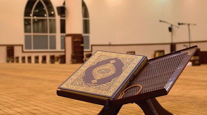 Learnings from Quran : Surah Ma'idah