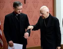 Cardinal George and Bishop Blase Cupich