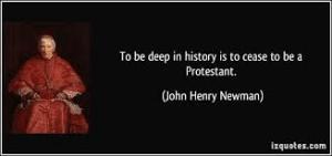 Cardinal Newman History