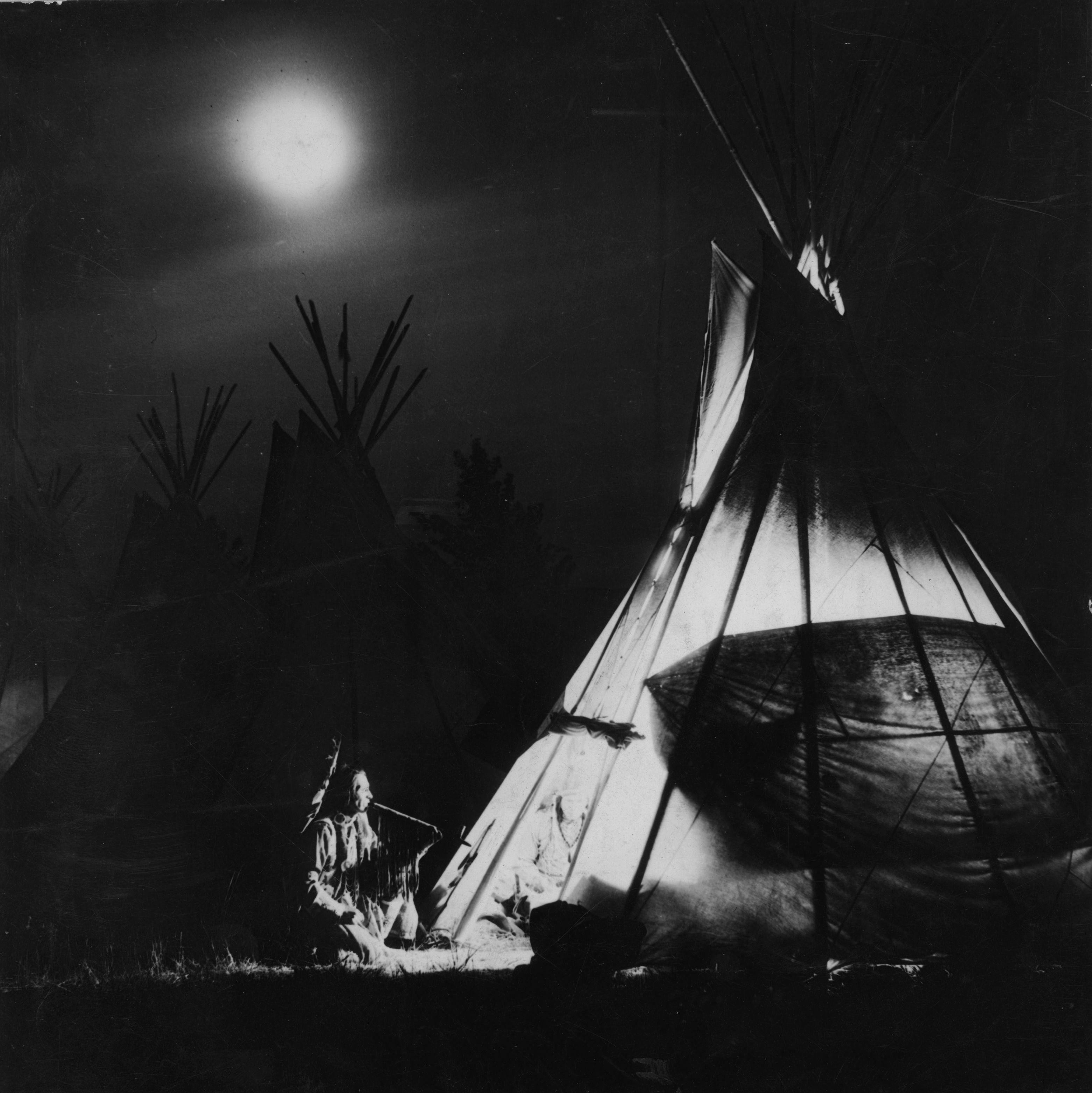 Blackfoot Smoking - The American Interest