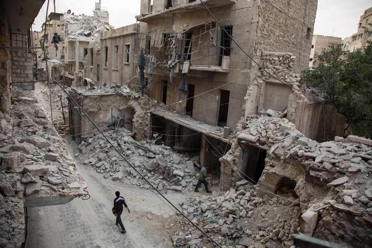 "Has the Assad Regime ""Won"" Syria's Civil War? - The American Interest"