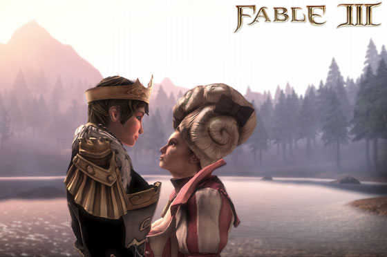 Fable III Happy Every After