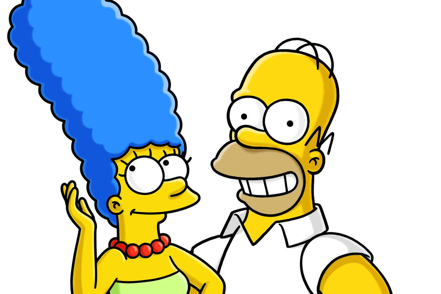Marge and homer to split in season 27 of the simpsons - Homer simpson and bart simpson ...
