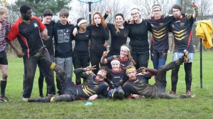chester centurions Qudditch Team