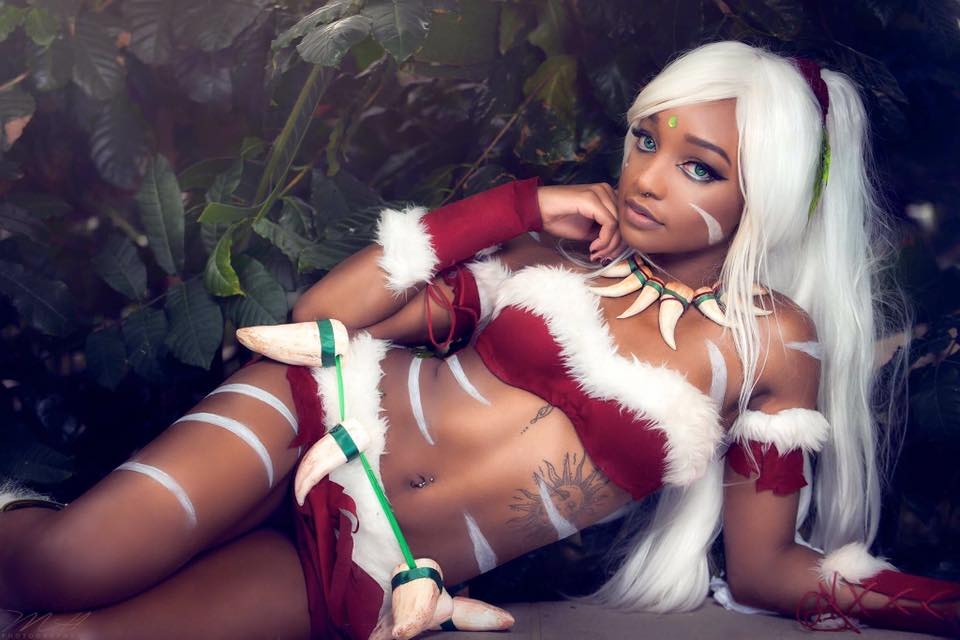 Kay Bear Cosplay - Nidalee