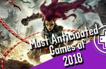 Most Anticipated Games of 2018