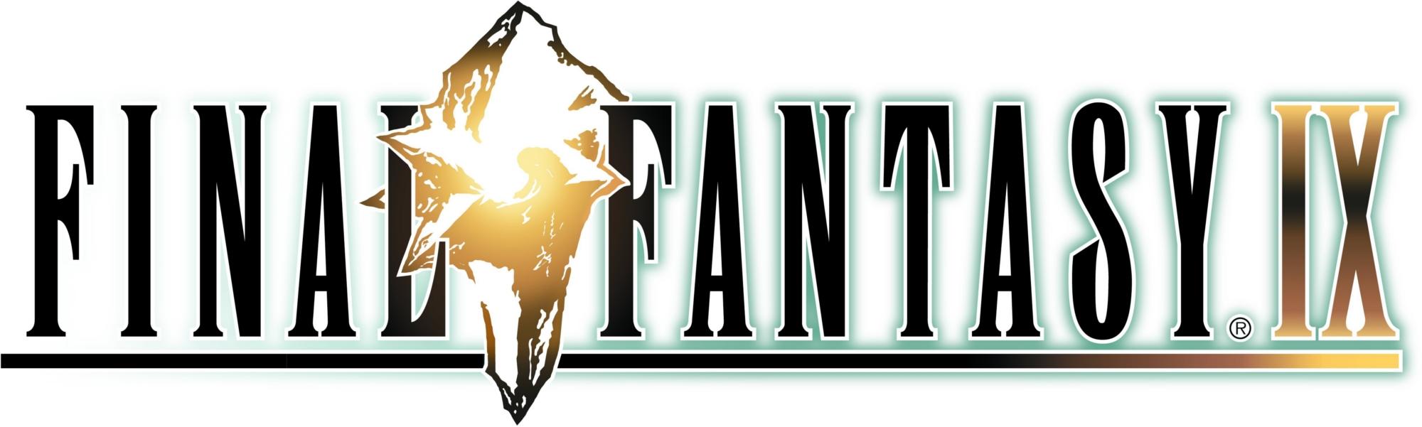 Final Fantasy IX Logo