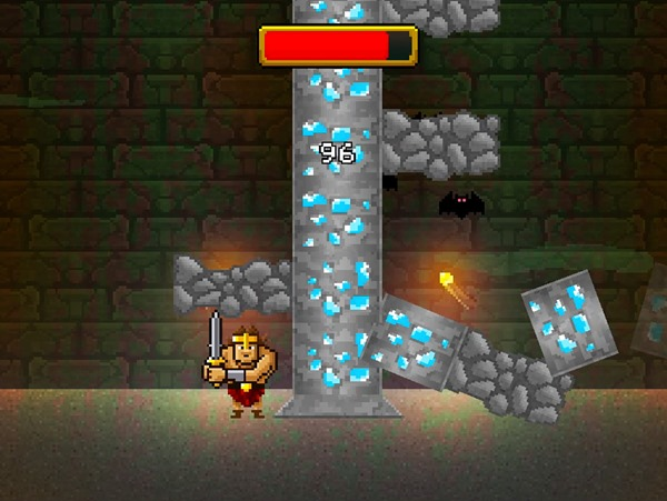 Miner Mayhem Diamonds