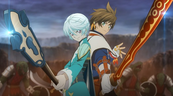 Tales of Zestiria - Sorey and Mikleo