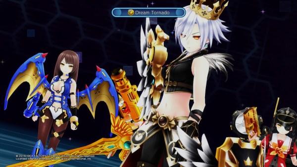 Megadimension Neptunia VII Gold Third Formation Skill
