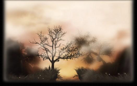 Broken Dreams Background Art