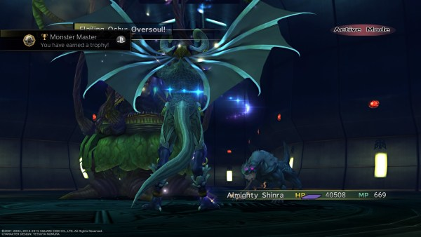 Final Fantasy X-2 Monster Master