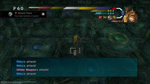 Final Fantasy X-2 HD Almost There