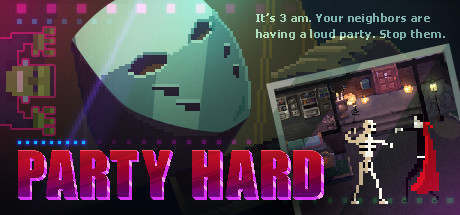 Party Hard Logo