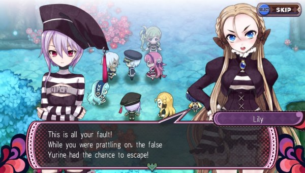 Criminal Girls 2 Lily