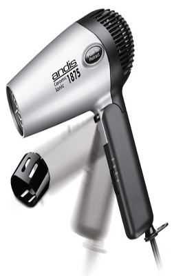 Andis 1875 Hair Dryer Folding Handle Retractable Cord