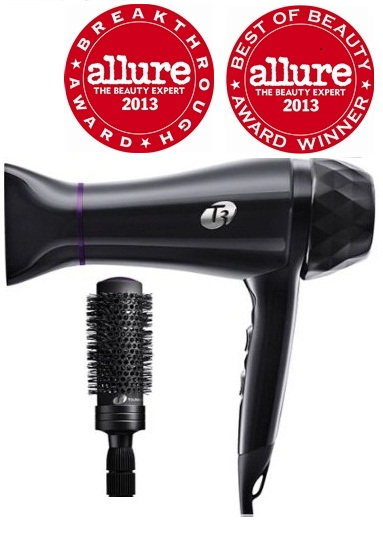 T3 Featherweight Luxe 2i Ion Generator Hair Dryer Review