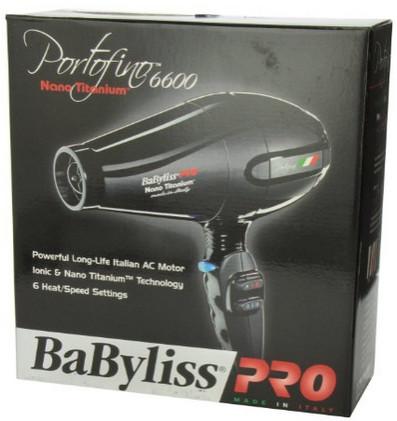 BaByliss Pro Portofino 6600 Hair Dryer Review