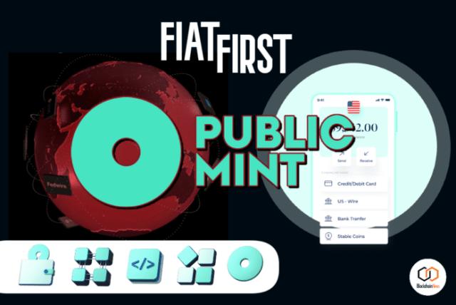 public mint, publicmint, fiat, blockchain, cryptocurrency, videocoin,