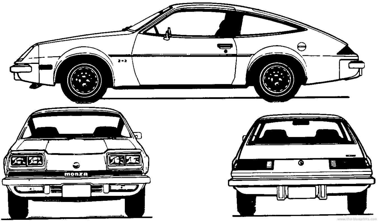 Blueprints Gt Cars Gt Chevrolet Gt Chevrolet Monte Carlo Ss