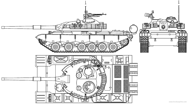 Blueprints Gt Tanks Gt Tanks N P Gt Pla Type 80 Ii