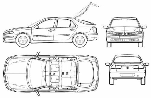 blueprints cars renault renault