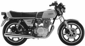 Yamaha XS400 (1977)