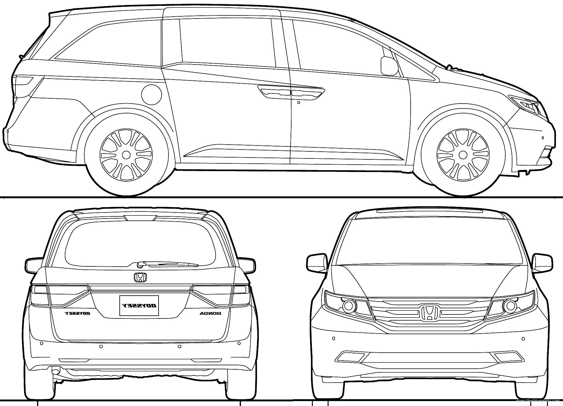 Honda Pilot Dimensions