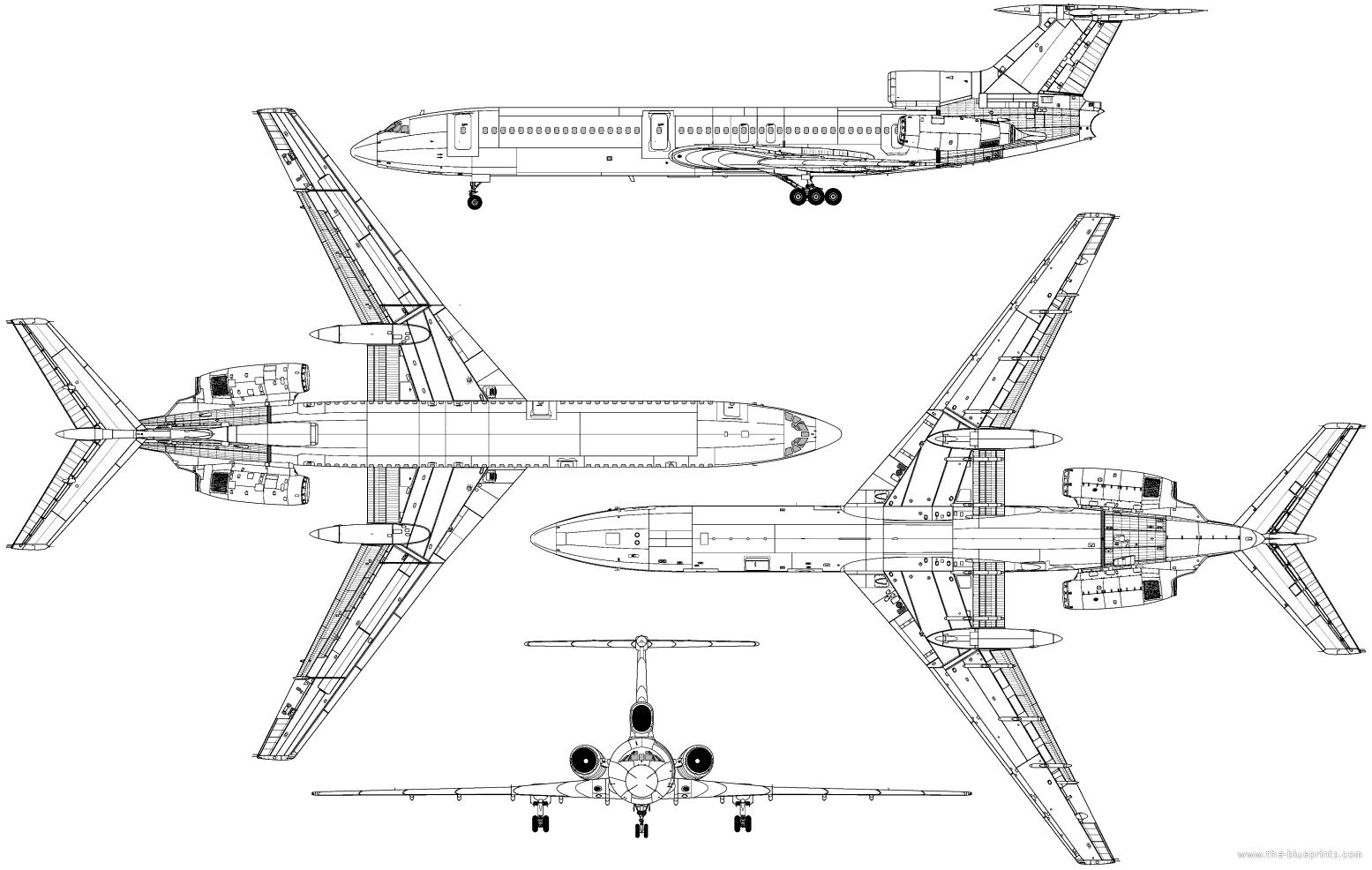 Tupolev Tu 154