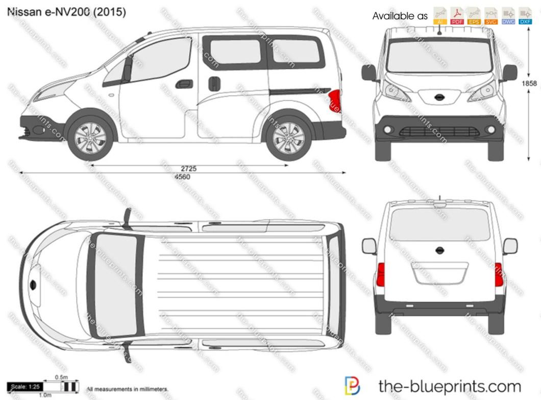 2017 nissan nv200 interior dimensions. Black Bedroom Furniture Sets. Home Design Ideas