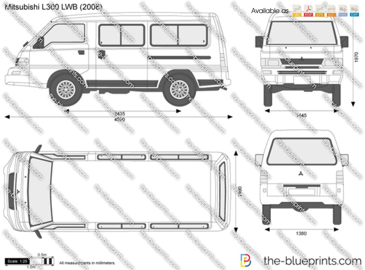 4x4 Panel Van