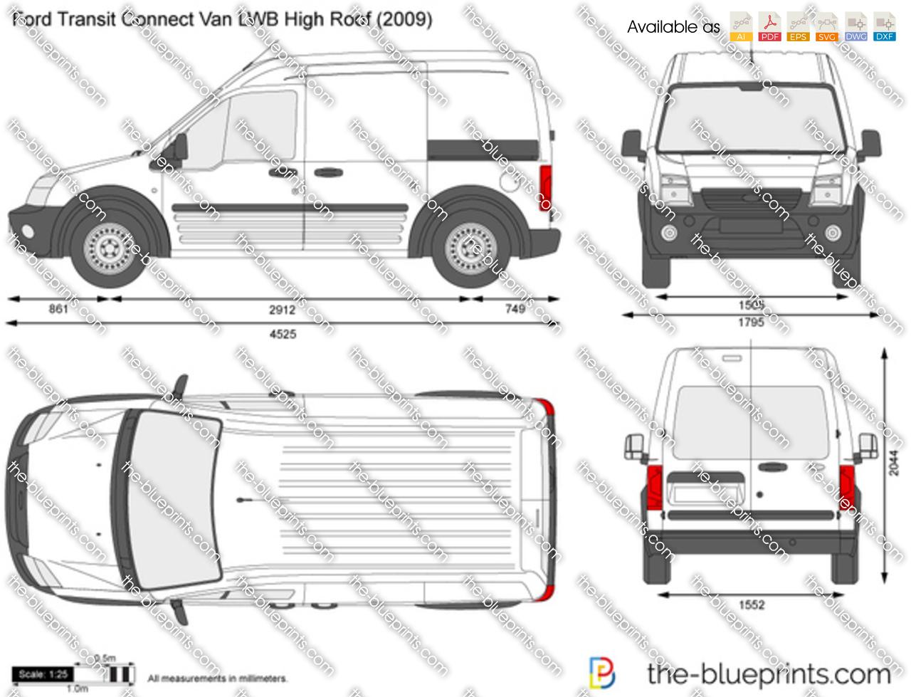New Ford Van