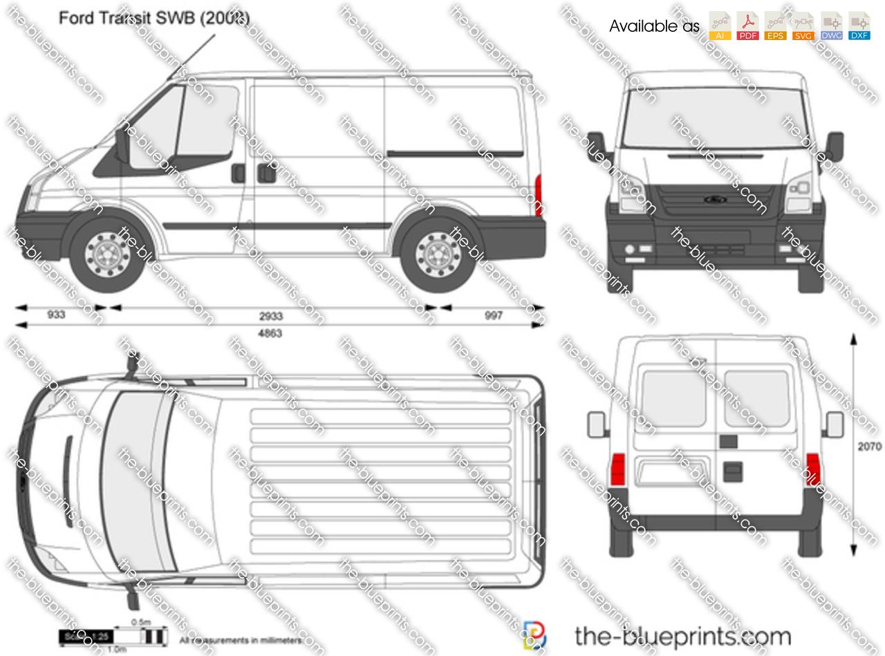 Ford Transit Length Swb