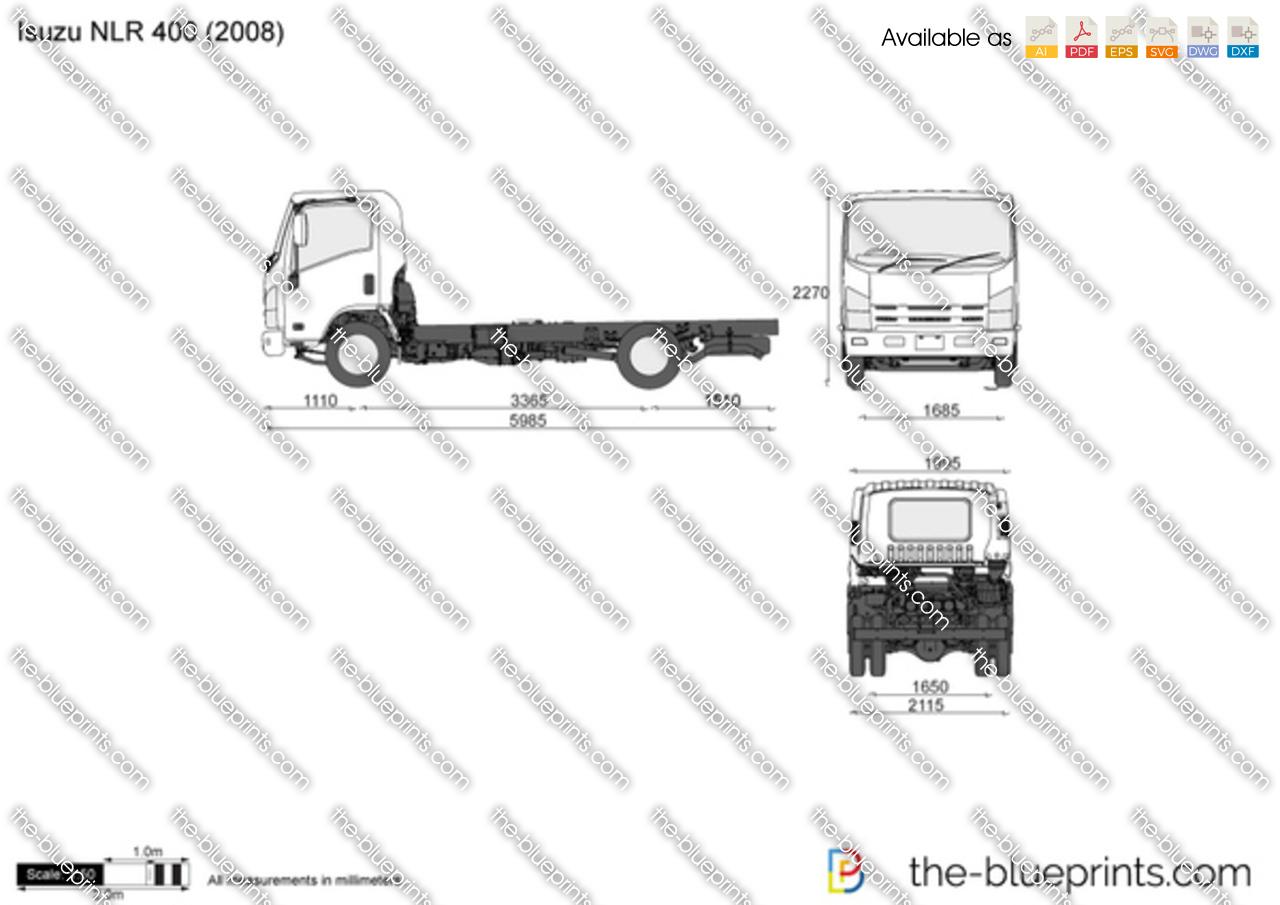 2008 isuzu box truck
