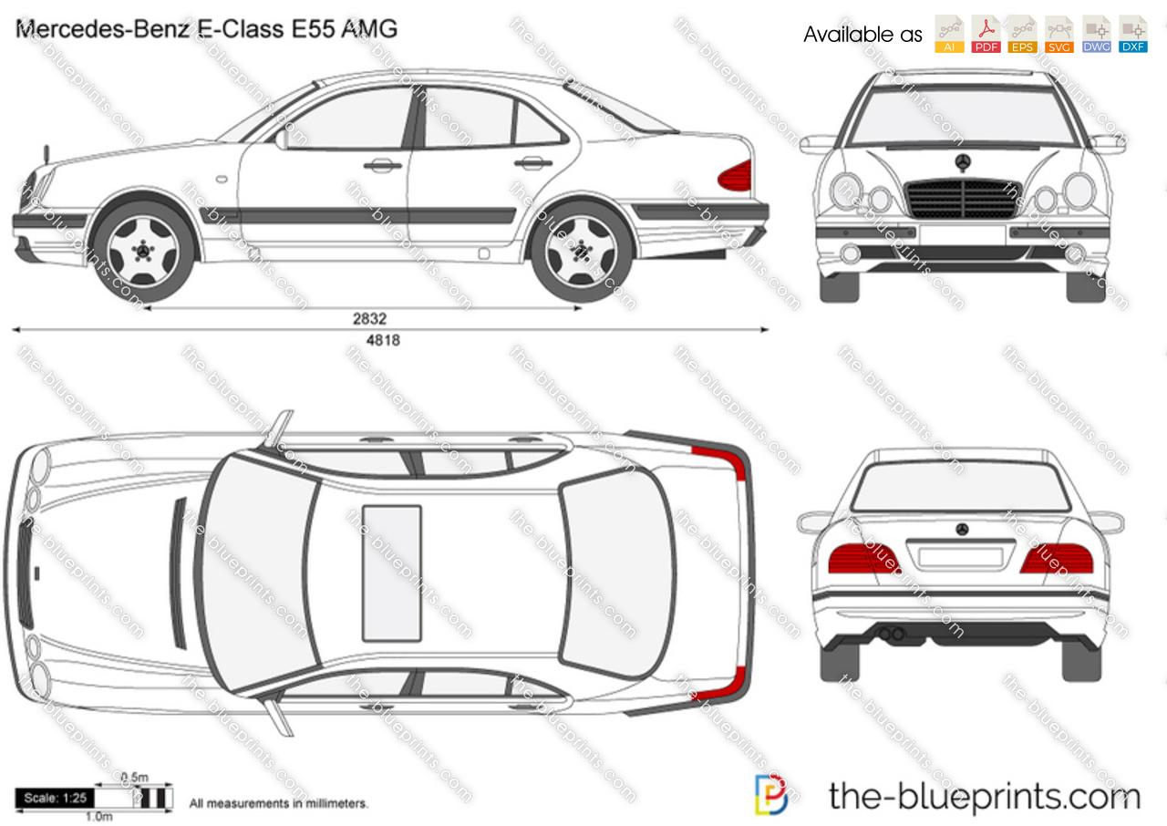 E55 Amg Stanced | Wiring Diagram Database