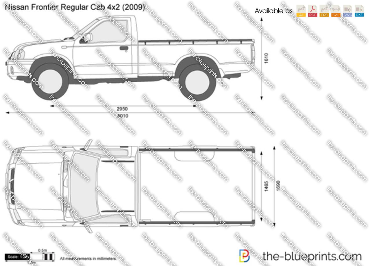 Ford Ranger Bed Size Length
