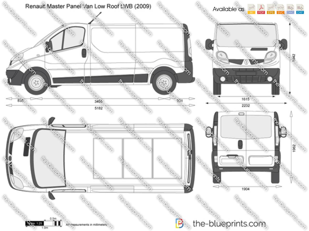 Ford Transit Lwb Dimensions