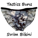 Tactics Buns Swim Bikini Review