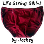 Jockey – Life String Bikini Review