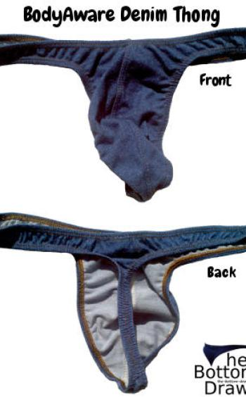 Bodyaware Denim Thong Review