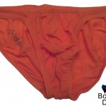 Dietz Mandarin Mini Slip Brief Front