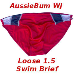 AussieBum WJ Loose 1.5 Swim Brief