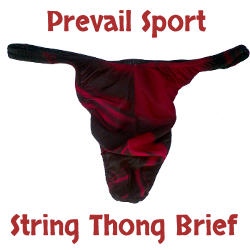 Prevail Sport – String Thong Brief Review