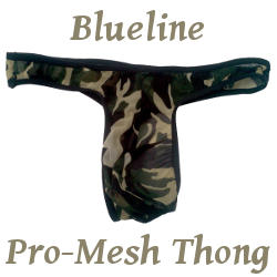Blueline Pro-Mesh Thong Review