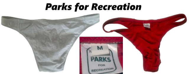 Parks For Recreation Brand: Palm Springs