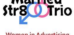 Married Str8 Trio - Women in Advertising Follow Up