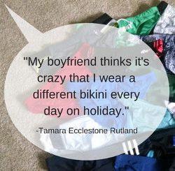 Tamara Ecclestone Rutland Quote